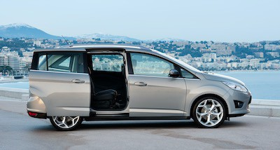 Форд Grand C-Max