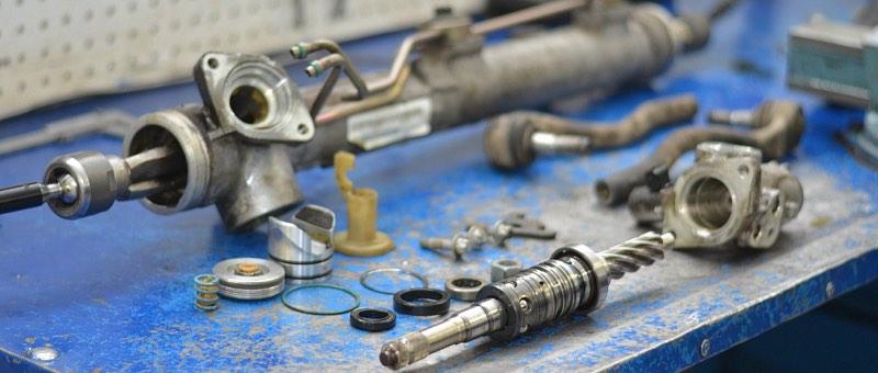 Сколько стоит ремонт рулевых реек в Санкт-Петербурге
